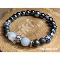 Metal of 5 Elements Men's Bracelet <New>