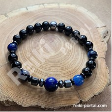 Water of 5 Elements Men's Bracelet <New>
