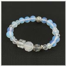 Birthstone Bracelet for April <New>