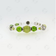 Birthstone Bracelet for August
