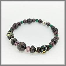 Birthstone Bracelet for January <New>