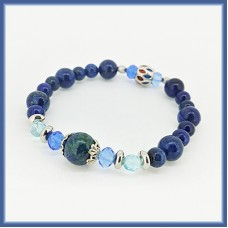 Birthstone Bracelet for September <New>