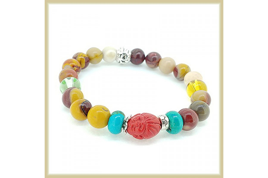 Healing Bracelet for Happiness <New>