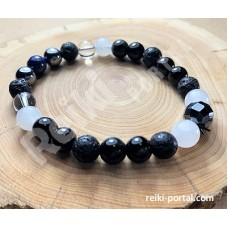 Healing Men's Bracelet for Protection <New>