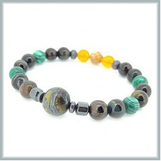 Healing Bracelet for Wealth and Power <New>