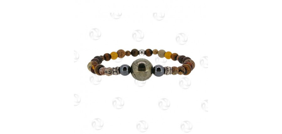 Healing Bracelet for Wealth