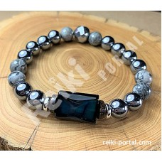 Men's Bracelet for the Zodiac Rat <New>